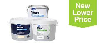 Selected Trade Paint
