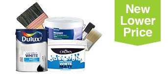 Selected Paint & Paint Brushes
