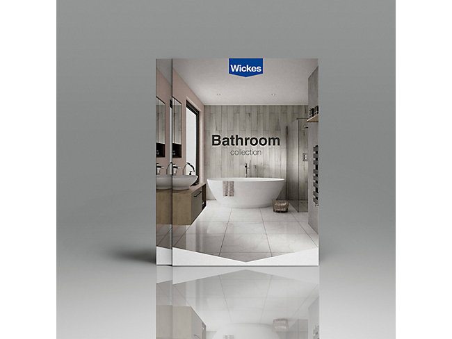 Wickes bathroom brochure