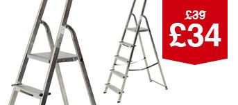 Youngman 5 Tread Stepladder