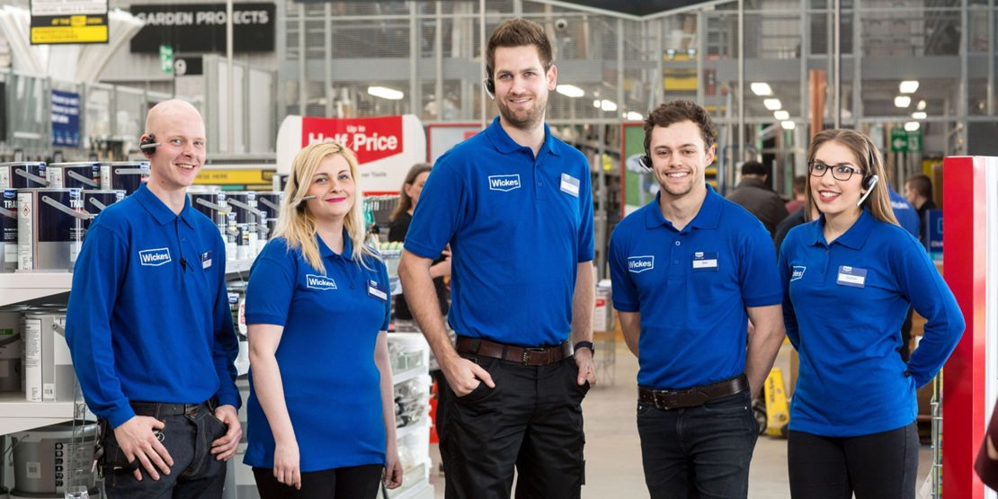 Careers at Wickes | Wickes co uk