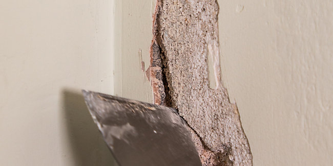 How To Repair A Wall Wickes Co Uk
