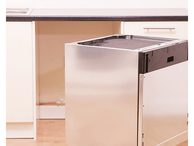 How To Plumb A Kitchen Appliance