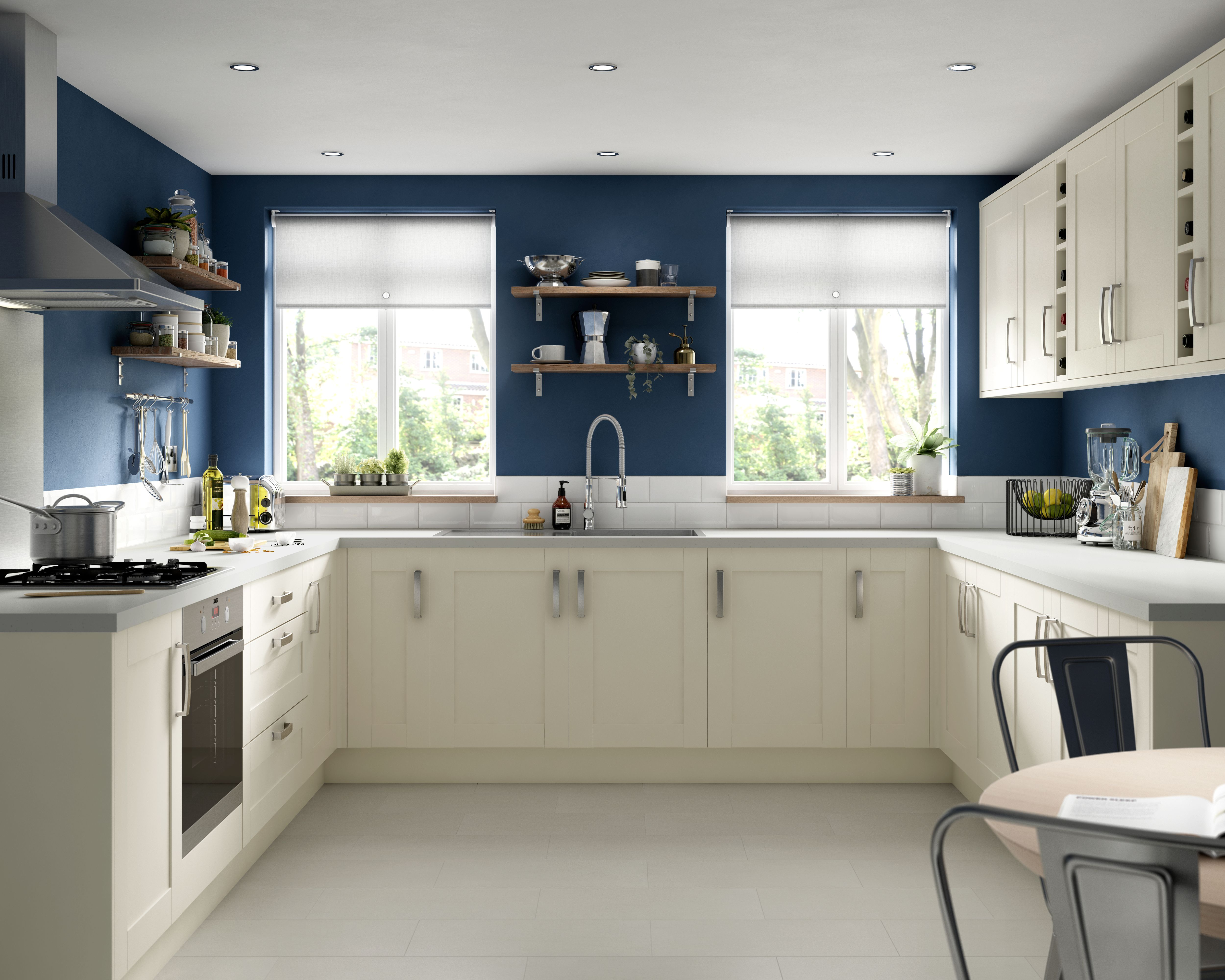 Ohio Classic Traditional Kitchens Wickes Co Uk