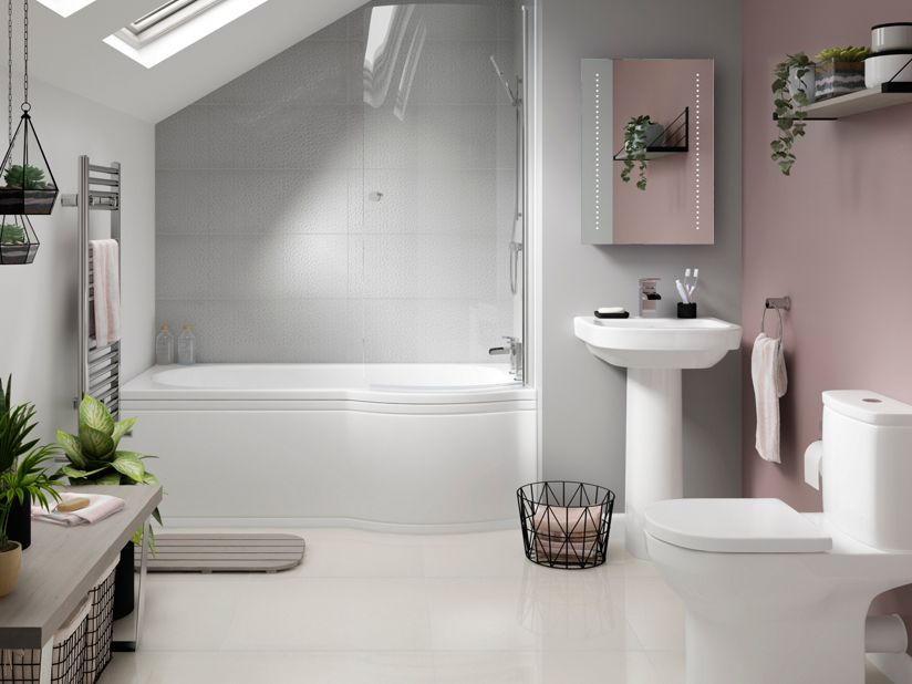 To Order Bathroom Showroom Wickes