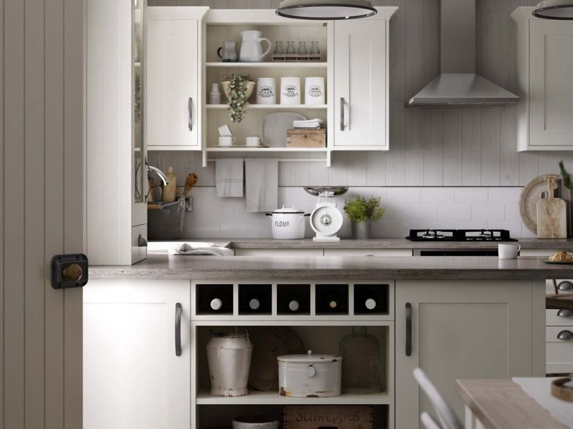 Oban Kitchen Ivory Wickes Co Uk