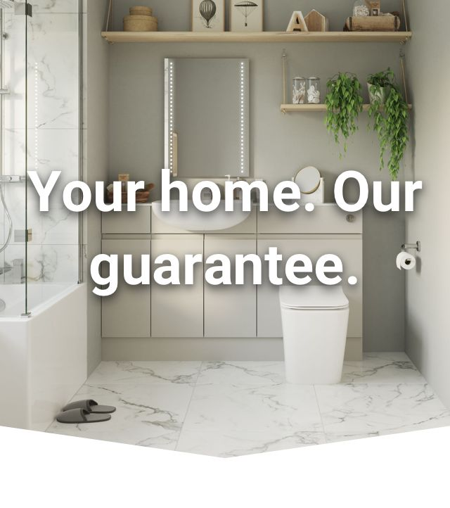 Your home. Our guarantee.
