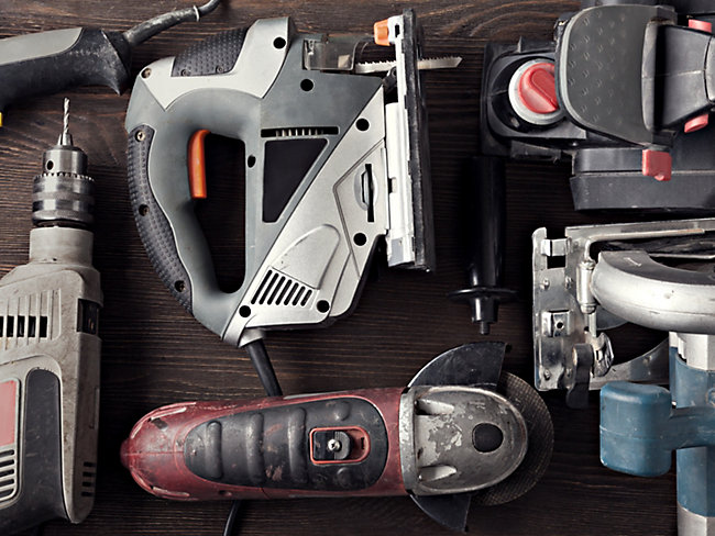 10 power tools for every DIYer's toolbox