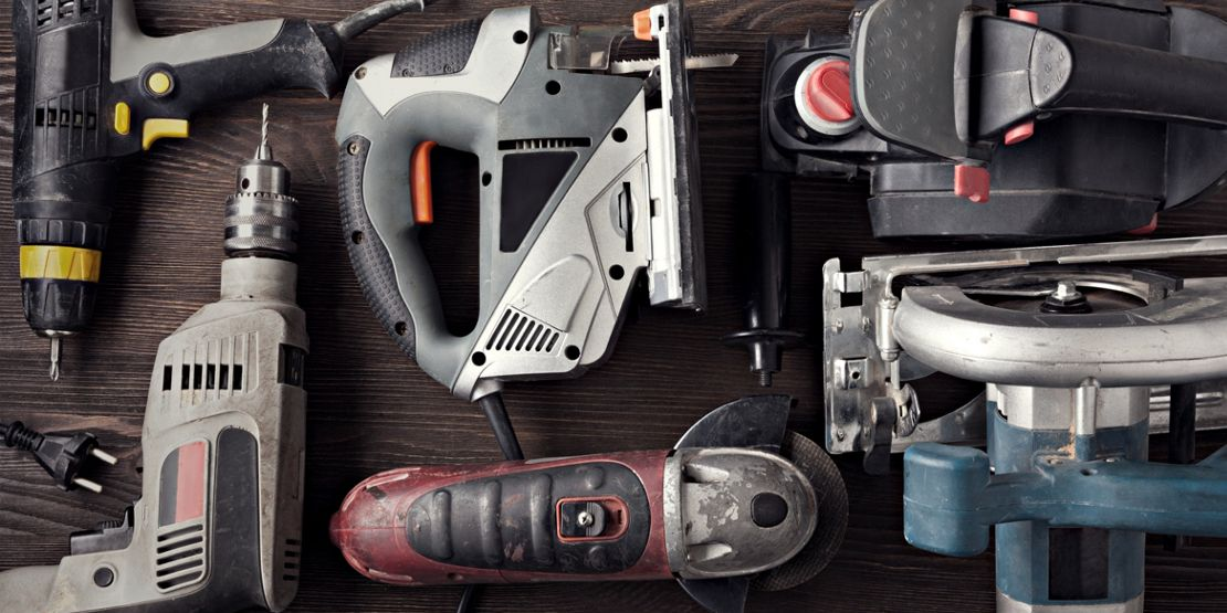 10 essential power tools for DIYers