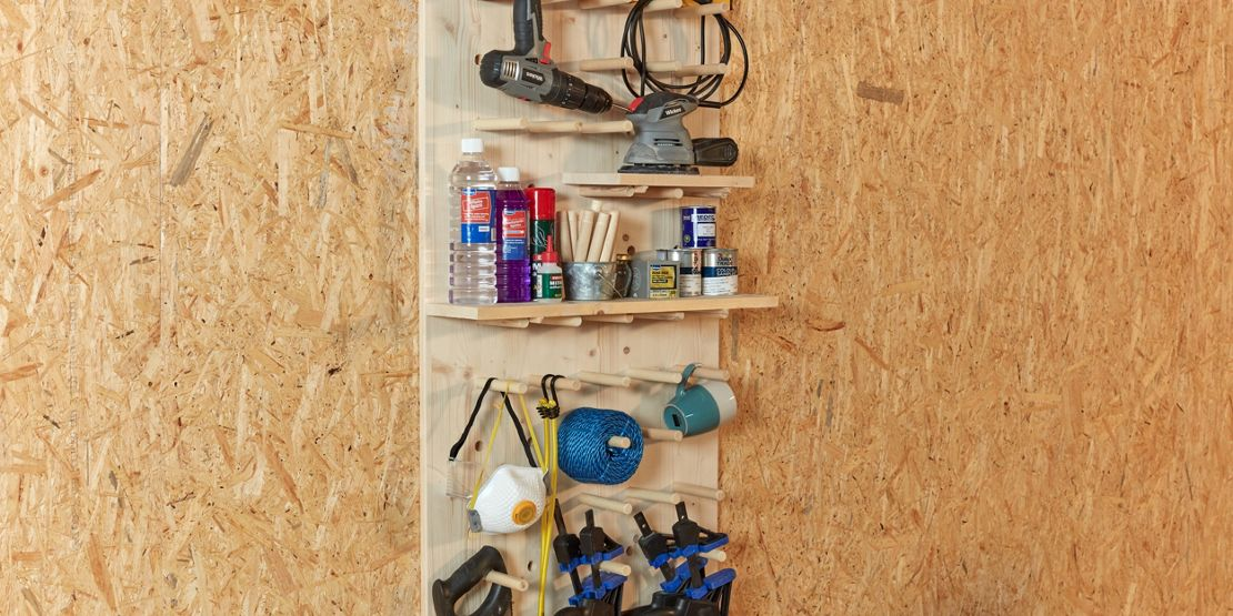 The ultimate tool storage system