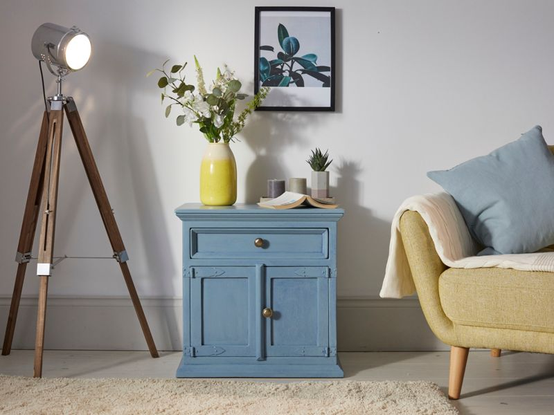Upcycle a bedside table