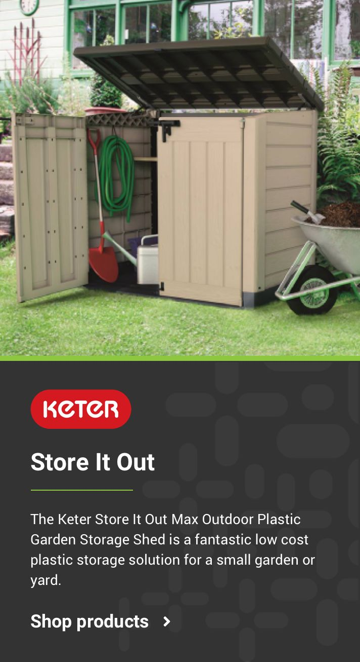 Keter Buying Guide Wickes Co Uk