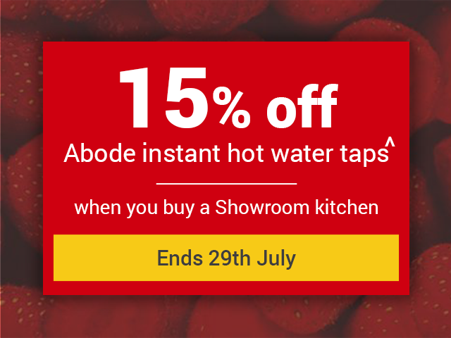 Adobe instant hot water taps