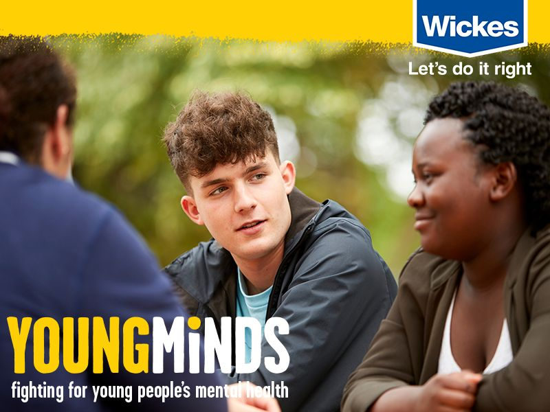 Wickes and YoungMinds