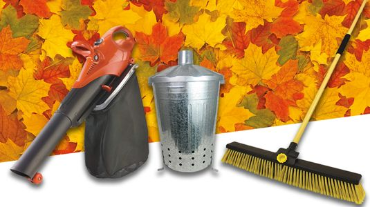 Get your home and garden prepared for Autumn with our great products