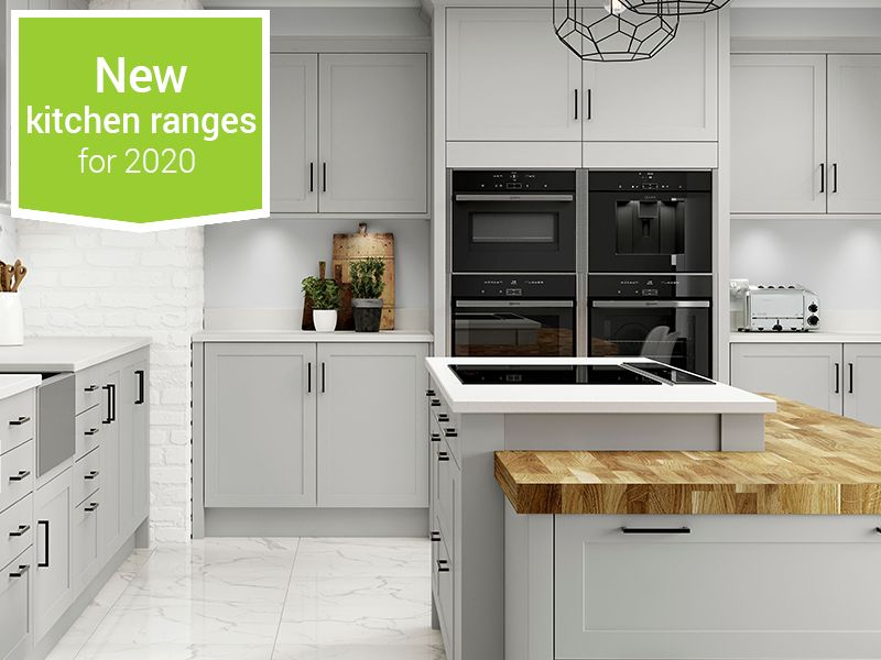New kitchen ranges