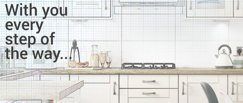 Your kitchen in 10 steps