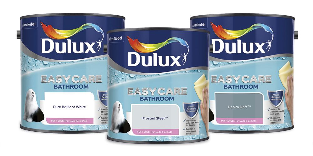 Dulux Easy Care Bathroom Paint