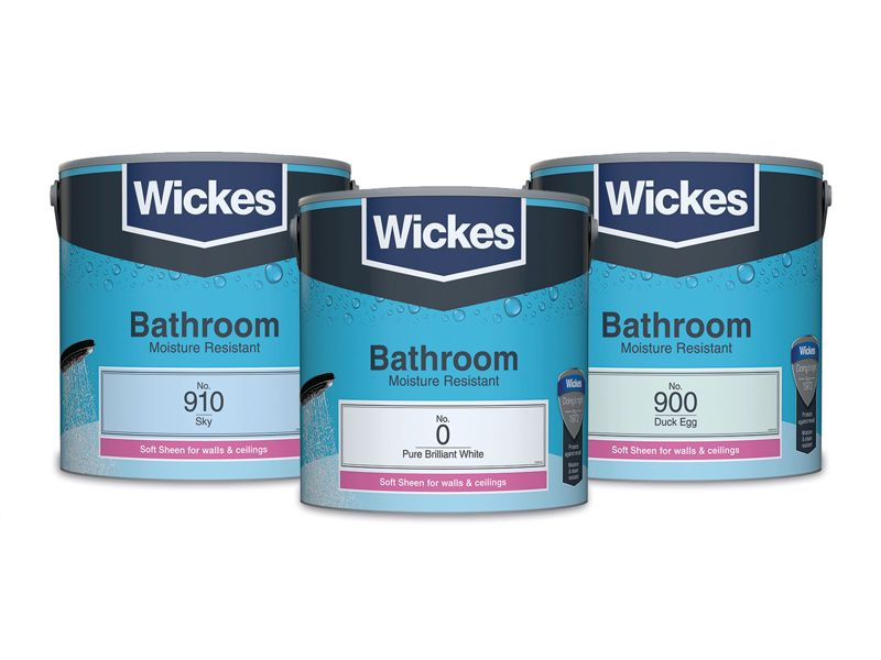 Wickes Bathroom Paint
