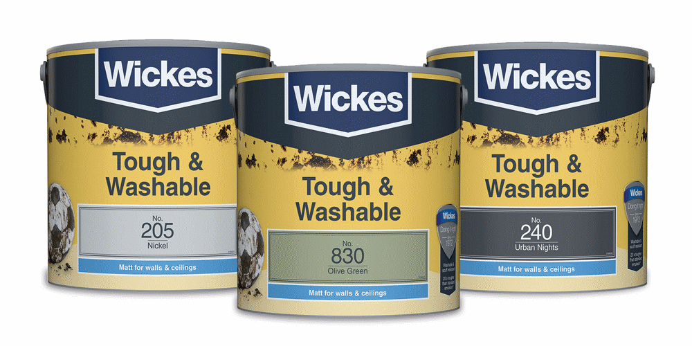 Wickes Durable Emulsion Paint