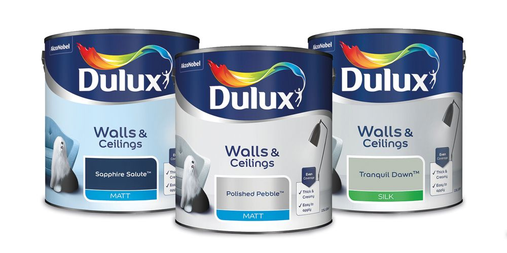 Dulux Emulsion Paint