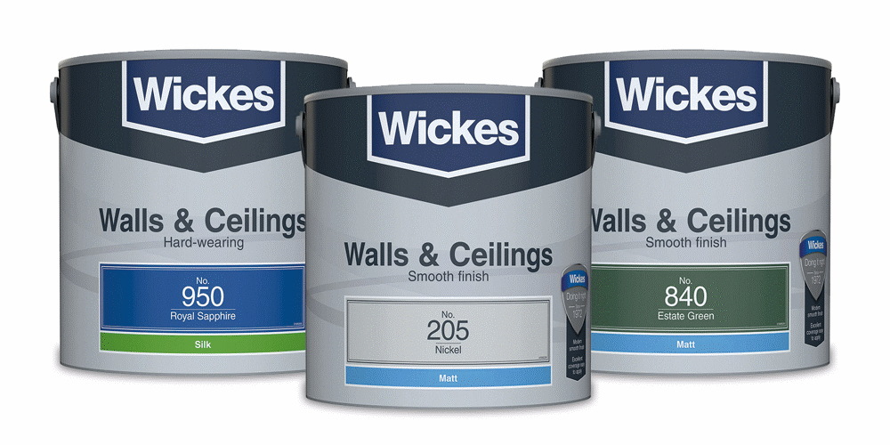 Wickes Emulsion Paint