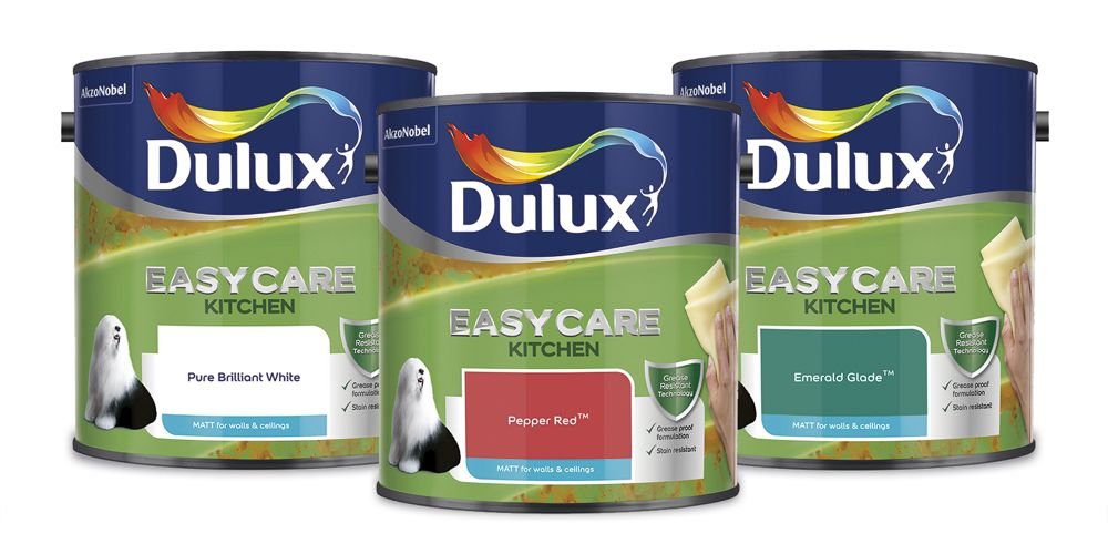 Dulux Kitchen Paint
