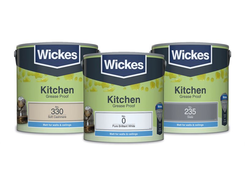 Wickes Kitchen Paint