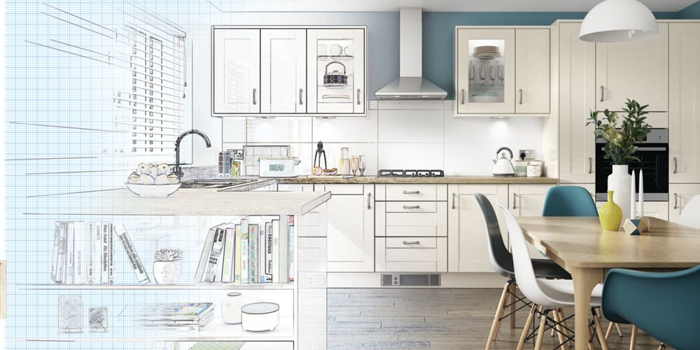 10 steps to your dream kitchen