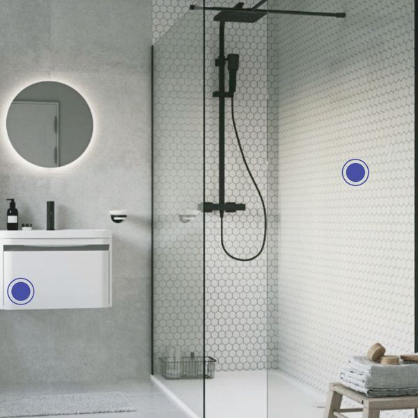 Bathroom visualiser