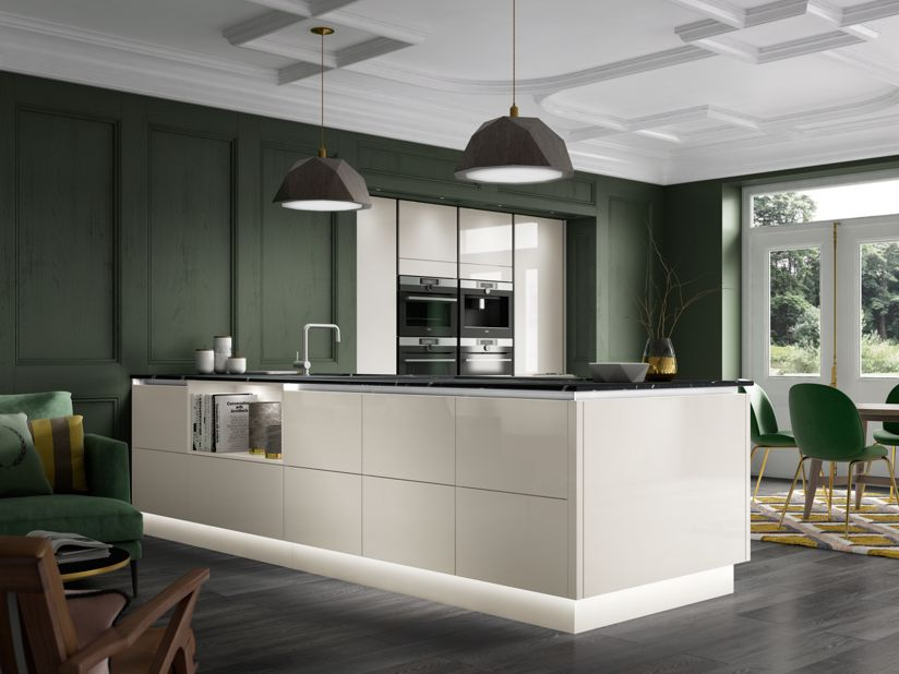 Intelliga Glencoe kitchen