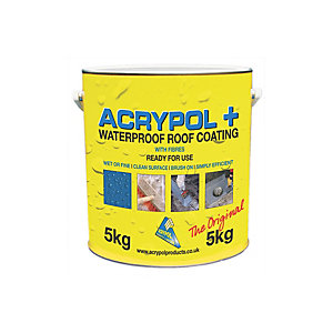 Image of Acrypol+ Waterproof Coating - Grey 5kg