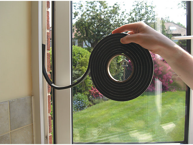 Extra Thick Draught Seal - 3.5m