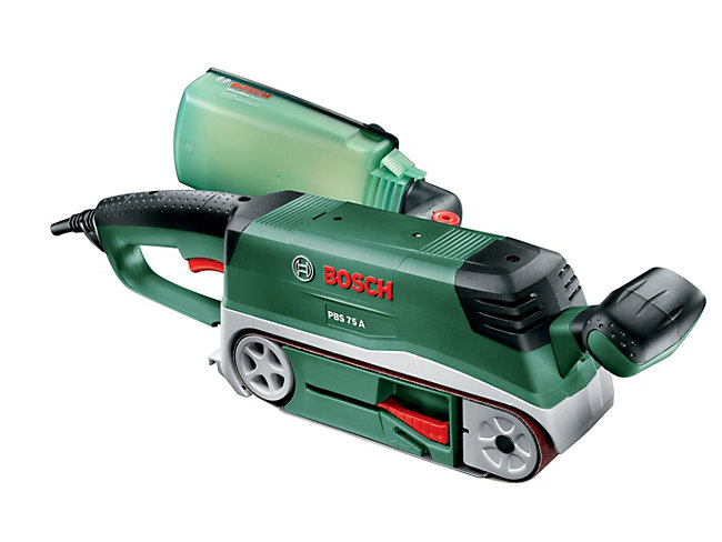 Bosch PBS 75 A Belt Sander - 710W
