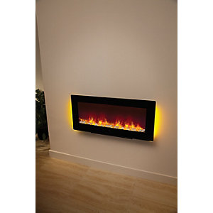 Amari Wall Hung Electric Fire