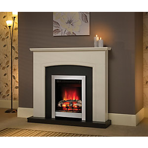 Compare retail prices of Be Modern Hayden Electric fire Suite to get the best deal online