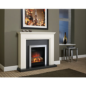 Compare retail prices of Be Modern Westcroft Electric Fire Suite to get the best deal online