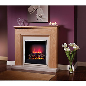 Compare retail prices of Be Modern Stanton Electric Fire Suite to get the best deal online