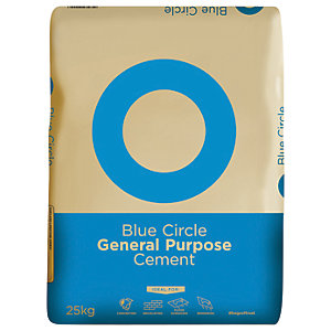 Image of Blue Circle General Purpose Cement - 25kg