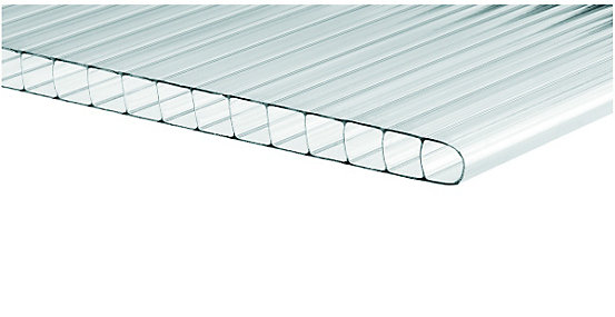 10mm Twinwall Polycarbonate Sheet - 900 X 4000mm