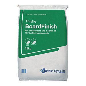 Image of British Gypsum Thistle Board Finish - 25kg