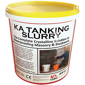 Image of Ka Tanking Slurry - Grey 25kg
