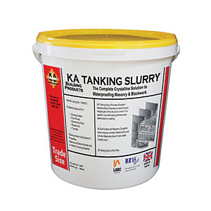 Image of Ka Tanking Slurry - Grey 12.5kg
