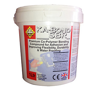 Image of KA SBR Bond Co-Polymer Bonding Compound - 1L