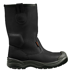 Scruffs Gravity Rigger Safety Boot - Black