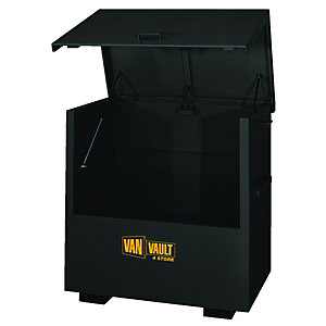 Image of Van Vault 4 Steel Tool Store - 1280 x 1282 x 735 mm