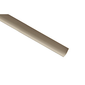 Wickes PVC Internal Angle Moulding - 18mm x 18mm x 2.4m