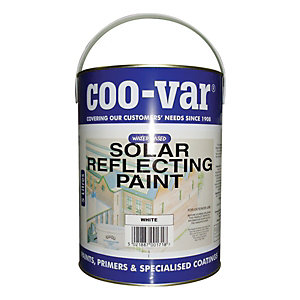 Image of Coo-Var Solar Reflecting Paint - White 5L
