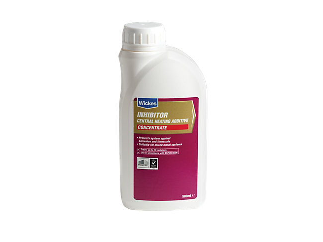 Central Heating System Protector & Inhibitor 500ml