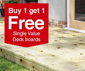 Garden Sleepers Amp Raised Bed Kits Fencing Gardens Wickes